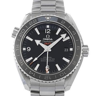 Omega Seamaster Planet Ocean Co-Axial GMT - 232.30.44.22.01.001