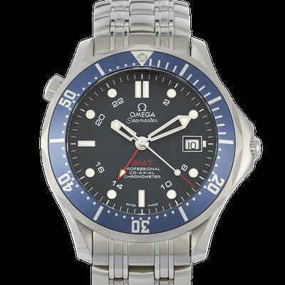 Omega Seamaster GMT - 2535.80