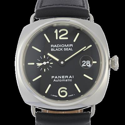 Panerai Radiomir Black Seal Steel - PAM00287