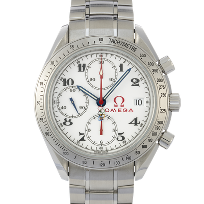 Omega Speedmaster Olympische Kollektion - 323.10.40.40.04.001