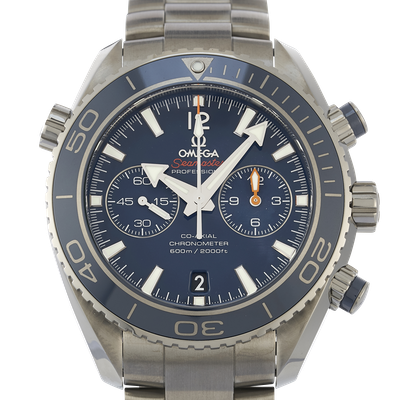 Omega Seamaster Planet Ocean 600M - 232.90.46.51.03.001