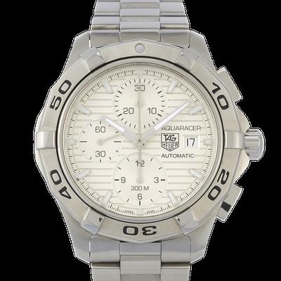 Tag Heuer Aquaracer Chronograph - CAP2111.BA0833