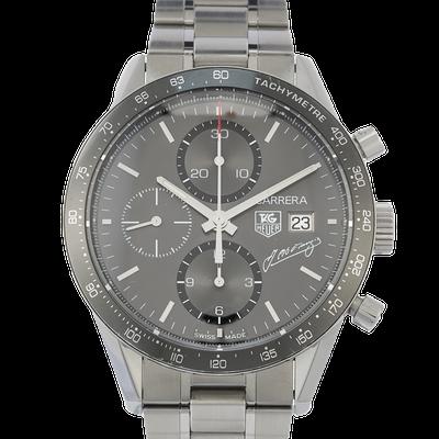 Tag Heuer Carrera Juan Fangio Ltd. - CV201C.BA0786