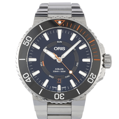 Oris Aquis Staghorn Restoration Ltd. - 01 735 7734 4185-Set MB