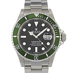 "Rolex Submariner Date ""Flat Four"" - 16610LV"