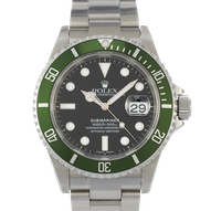 "Rolex Submariner Date ""Fat Four"" - 16610LV"