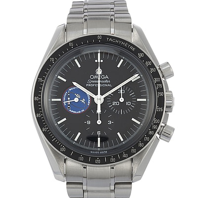 Omega Speedmaster Professional Apollo IX - 3597.13.00