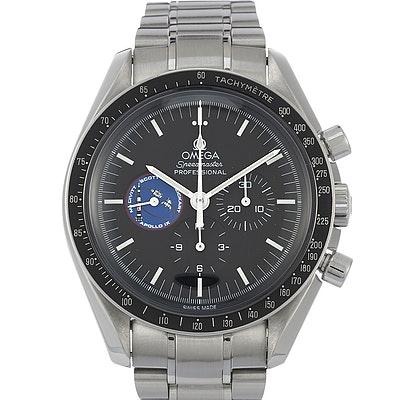 Omega Speedmaster Professional Apollo IX - 3597.13.00