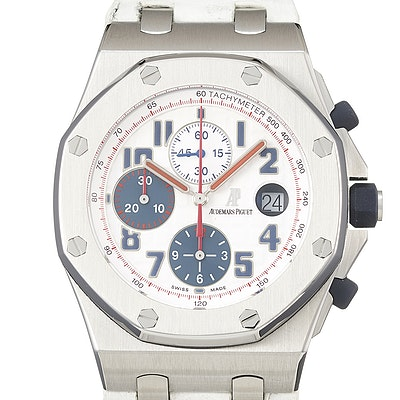 Audemars Piguet Royal Oak Offshore  - 26208ST.00.D305CR.01