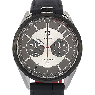 Tag Heuer Carrera Calibre 1887 Jack Heuer Edition - CAR2C11-0