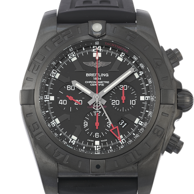 Breitling Chronomat GMT Blacksteel - MB041310.BC78