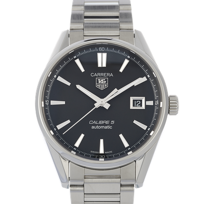 Tag Heuer Carrera Calibre 5 Automatic - WAR211A.BA0782