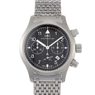 IWC Pilot's Watch  - 3741-002