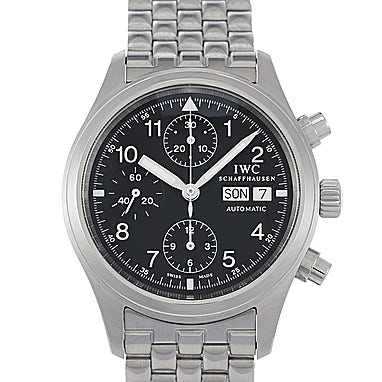 IWC Pilot's Watch Chronograph - IW3706