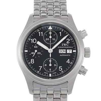 IWC Pilot's Watch Chronograph - IW370605