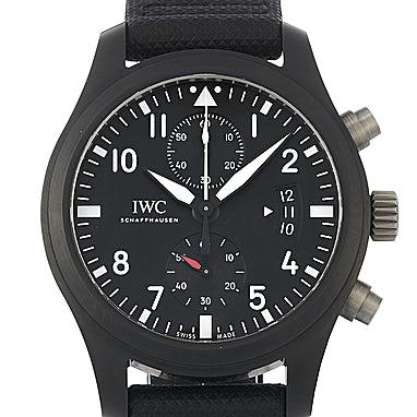IWC Pilot's Watch Top Gun Chronograph - IW388007