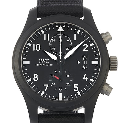 IWC Pilot's Watch Top Gun Chronograph - IW388007