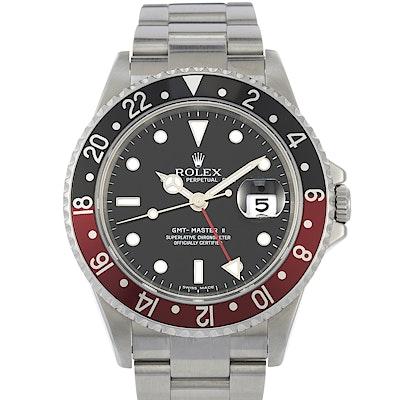 "Rolex GMT-Master II ""Stick dial"" - 16710"