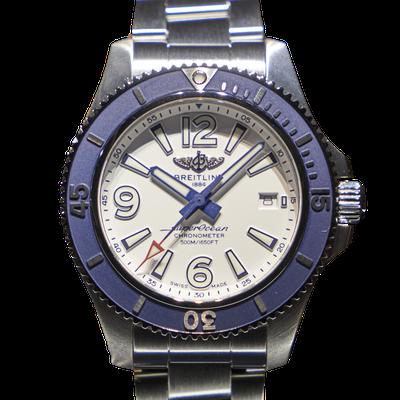 Breitling Superocean Automatic 42 - A17366D81A1A1