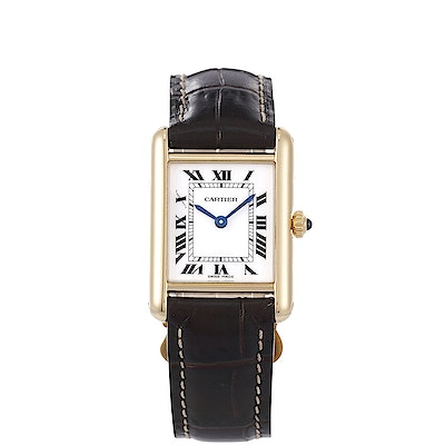 Cartier Tank Louis Montre - -