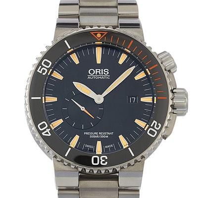 Oris Aquis Carlos Coste IV Ltd. - 01 743 7709 7184-Set MB