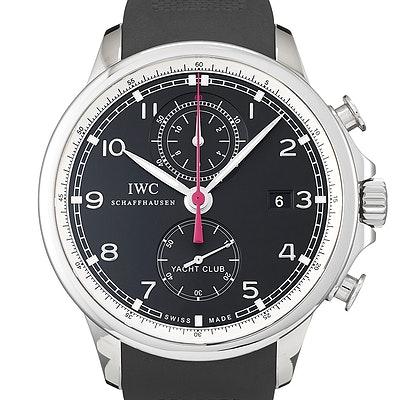 IWC Portugieser Yacht Club Chronograph - IW390210