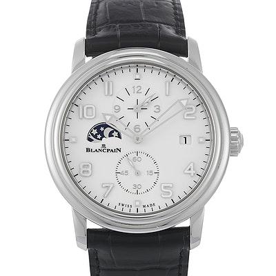 Blancpain Leman Dual - Double Time Zone - 2860-1127-53B