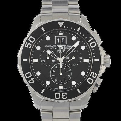 Tag Heuer Aquaracer Grande Date - CAN1010.BA0821