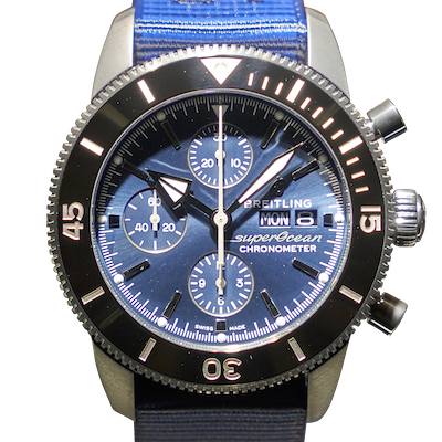 Breitling Superocean Héritage II Chronograph 44 Outerknown - M133132A1C1W1