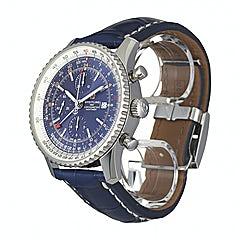 Breitling Navitimer 1 Chronograph GMT 46 - A24322121C2P2