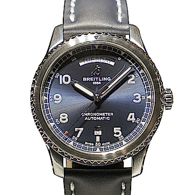 Breitling Aviator 8 Automatic Day & Date 41 - A45330101C1X3