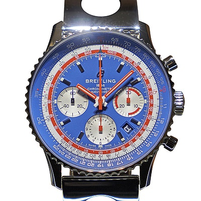 Breitling Navitimer 1 B01 Chronograph 43 Airline Edition - Pan Am - AB01212B1C1A2