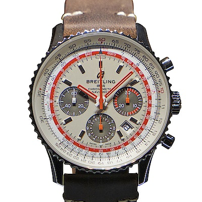 Breitling Navitimer 1 B01 Chronograph 43 Airline Edition - TWA - AB01219A1G1X2