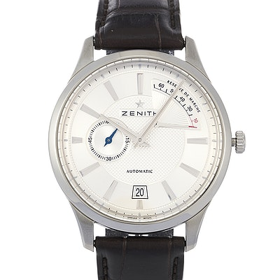 Zenith Elite Captain Power Reserve - 03.2120.685/02.C498