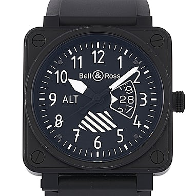 Bell & Ross BR 01 96 Ltd. - BR01-96-SALT