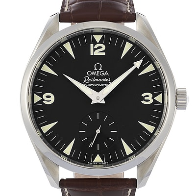 Omega Seamaster Railmaster XXL Chronometer - 2806.52.37