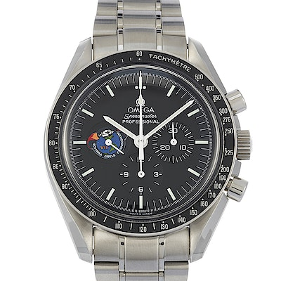 Omega Speedmaster Moonwatch Professional Missions Apollo 7 - 3597.11.00