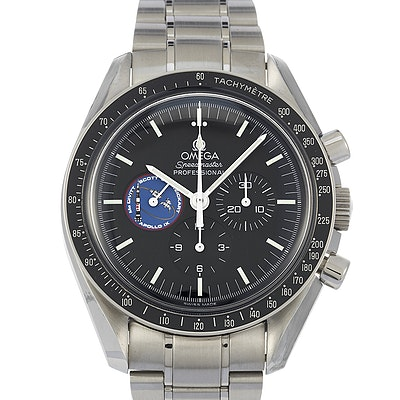 Omega Speedmaster Moonwatch Professional Missions Apollo 9 - 3597.13.00