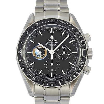 Omega Speedmaster Moonwatch Professional Missions Apollo 12 - 3597.16.00