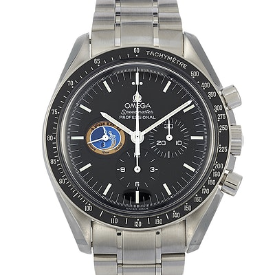 Omega Speedmaster Moonwatch Professional Missions Apollo 14 - 3597.17.00