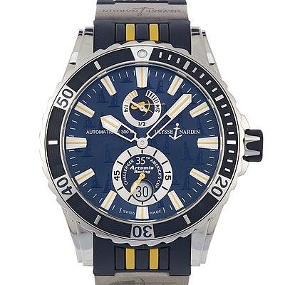 Ulysse Nardin Marine Artemis Racing LTD - 263-10LE-3/93