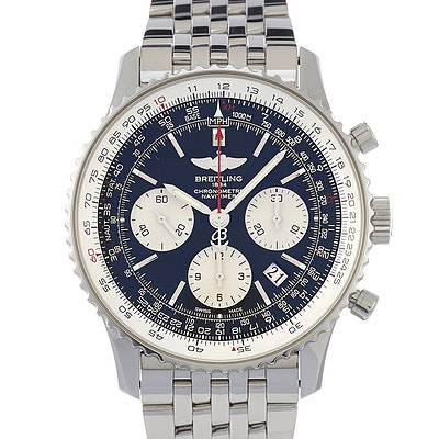 Breitling Navitimer 01 Limited Edition - AB012112BA48-ST