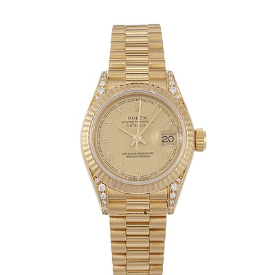 Rolex Lady-Datejust 26 - 69238