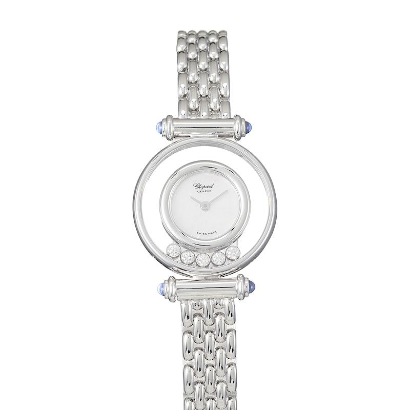 5484fad1a4d77 Chopard Happy Diamonds 204780-1018 for Sale | CHRONEXT