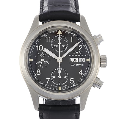 IWC Pilot's Watch  - IW3706