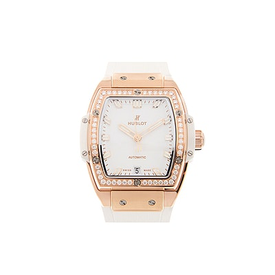 Hublot Spirit of Big Bang King Gold White Diamonds - 665.OE.2080.RW.1204