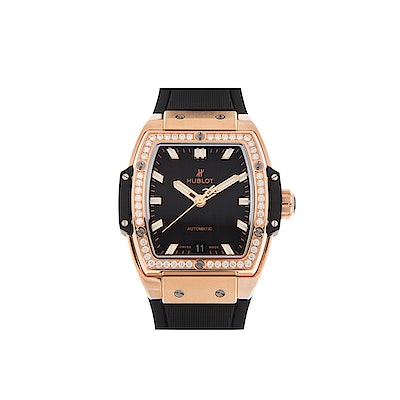 Hublot Spirit of Big Bang King Gold Diamonds - 665.OX.1180.RX.1204