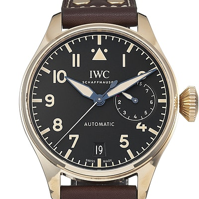 IWC Pilot's Watch Big Pilot Heritage - IW501005