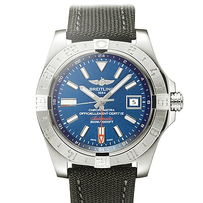 Breitling Avenger II GMT - A32390111C1W1