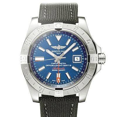 Breitling Avenger II GMT - A32390111C1W1